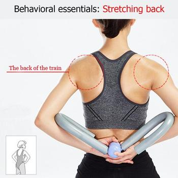 PVC Leg Thigh Exercisers Gym Sports Thigh Master Leg Muscle Arm Chest Waist Exerciser Workout Machine Gym Home Fitness Equipment 5