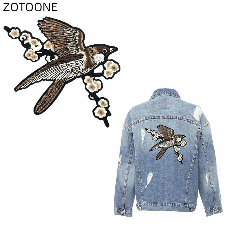 Oveja parche bordado insignia hierro en Sew de ropa chaqueta abrigo bolso vaquero sombrero