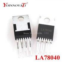 100pcs LA78040 TO220 7 IC