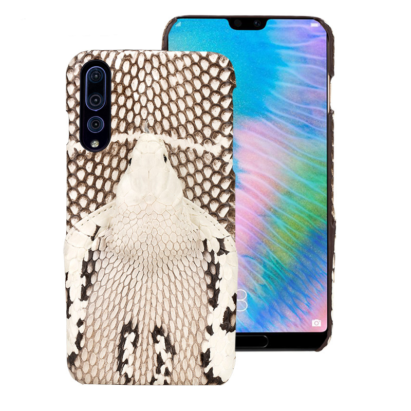 Чехол для телефона huawei P20 P30 Lite mate 10 20 lite 30 Pro Y6 Y9 P Smart 2019 чехол со змеиным узором для Honor 8X9X9 10 20 8 lite