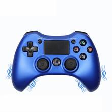 For PS4 Controller Wireless Gamepad Playstation Dualshock 4 Joystick Bluetooth for PC PS3 Android TV Box GamePad