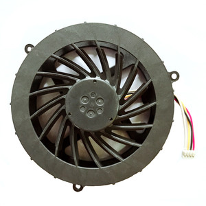 Image 2 - New Cooler radiator Notebook for HP ELITEBOOK 8740W 8675W 8760W 8770W 596047 001 laptop CPU cooling fan forcecon DFS601605MB0T