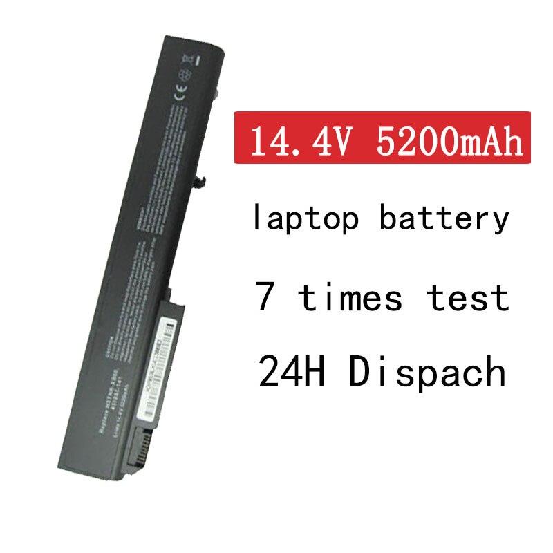 BATTERIA 5200mah per HP Compaq Elitebook 8540-w 8540-p 8730p 8730w