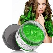 Pastel Paint Hair Color Wax
