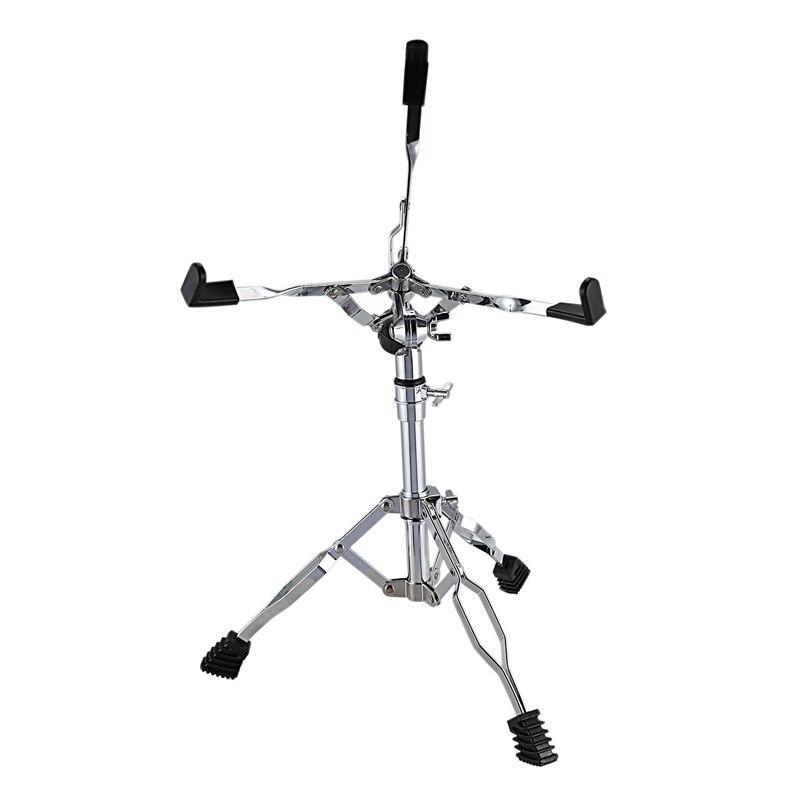 Dumb Stand Jazz Drum Rack Snare Drum Rack Drum Accessories Adjustable Hit Percussion Support Rack Drum Musical instrument Access