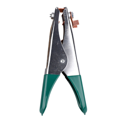 1 sztuk 500Amp Heavy Duty Arc spawanie zacisk uziemiający guma antystatyczny uchwyt spawalniczy elektrody ziemi ziemi klip dla spawacz w Kombinerki od Narzędzia na