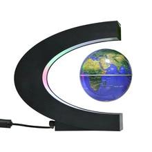 Globe-Light Floating Magnetic Levitation Ball-Lamp World-Map Home-Decoration No Ce Terrestrial