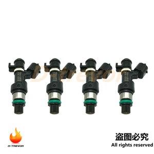 Image 1 - 4PCS FBY10F0 16600 95F0A 닛산 알 메라 클래식 1.6L 16V N17 용 연료 인젝터
