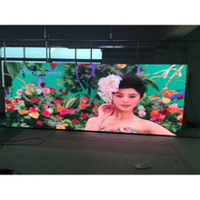 Indoor SMD3528 matrix hub75 640*640mm 16S 3in1 P5 P10 128*128 Digital full color LED vedio advertising display cabinet panel