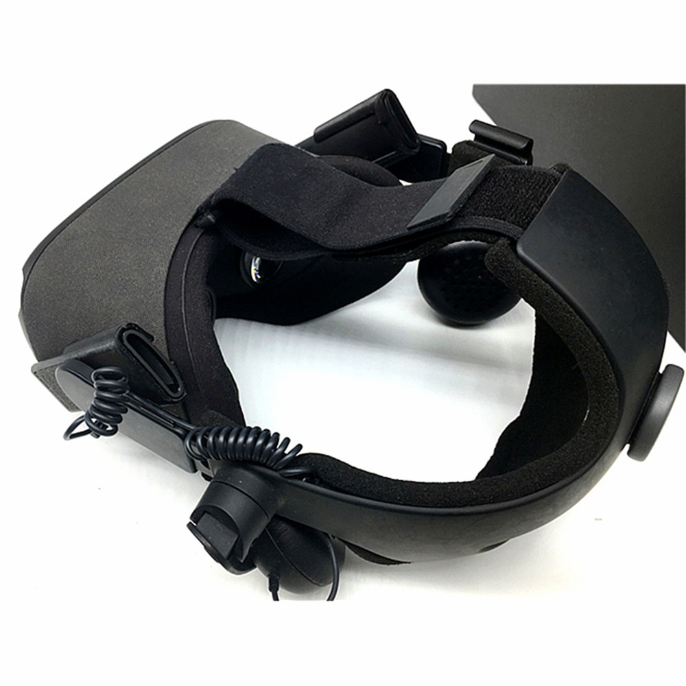 Adapters And Magic Tape For HTC Vive Deluxe Audio Strap On For Oculus Quest VR Headset
