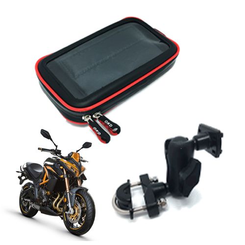 ARVIN Waterproof Bicycle Motorcycle <font><b>Phone</b></font> Bag <font><b>Holder</b></font> For IPhone X <font><b>Samsung</b></font> S8+ <font><b>S9</b></font>+ <font><b>Bike</b></font> Cycling Mobile <font><b>Phone</b></font> Support Stand Mount image