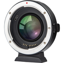 Viltrox EF FX2 מוקד מפחית מאיץ אוטומטי פוקוס עדשת מתאם 0.71x עבור Canon EF עדשה כדי FUJIFILM X T3 X PRO2 X T100 x H1 X A20