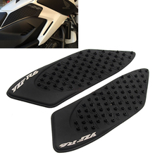For YAMAHA YZF600 R6 YZF 600 R 6 2006 2007 Motorcycle Protector Anti slip Tank Pad Sticker Gas Knee Grip Traction Side 3M Decal for yamaha mt 09 mt09 mt 09 2014 to 2017 2018 motorcycle protector anti slip tank pad sticker gas knee grip traction side decal