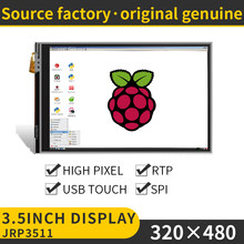 JniTyOpt 3.5inch raspberry pi display 320*480 high speed spi module touch panel screen Video screens