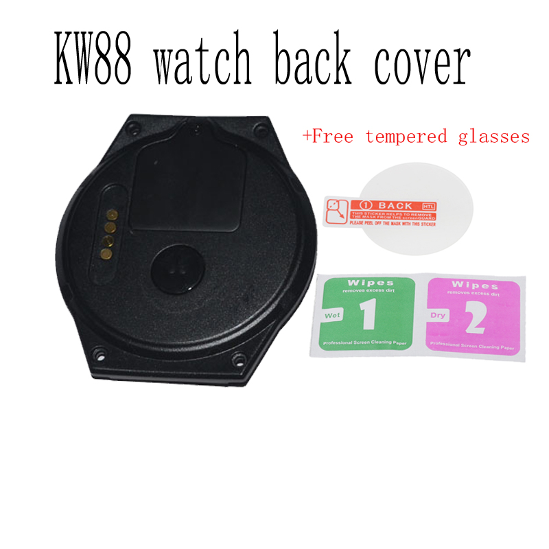 Smart-Accessories Kingwear Kw88 Back-Cover Original for Watch High-Quality Kw88/smart-Watch title=