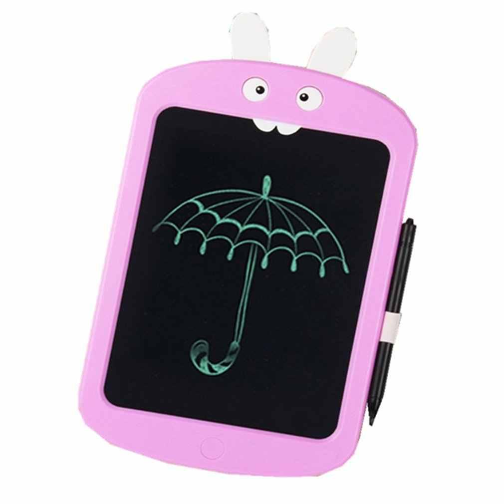 Tablette d'écriture LCD dessin animé lapin e-graveur dessin mémo Message Boogie Board 8.5 pouces pour enfants écriture cadeau