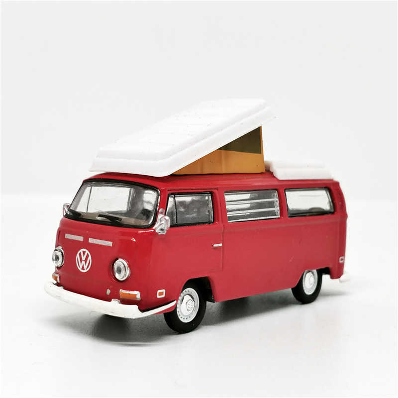 1967-1979 VW VOLKSWAGEN TYPE 2 WESTFALIA CAMPMOBILE 1//64 SCALE DIECAST MODEL CAR