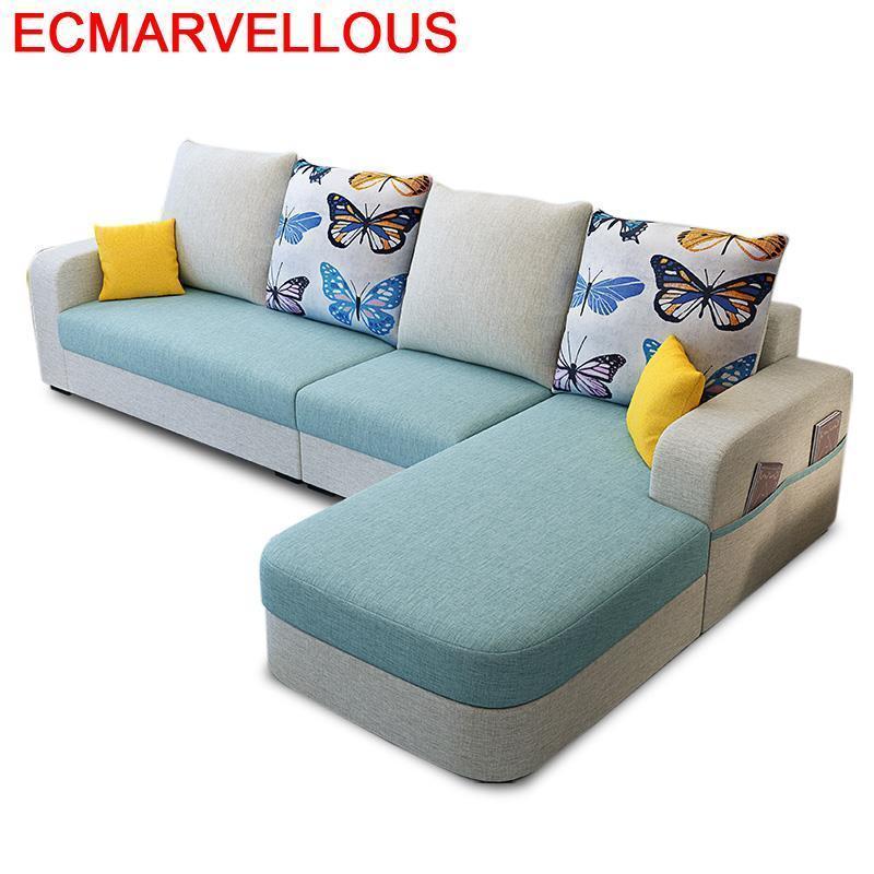 Moderne Meble Meuble Maison Zitzak Meubel Oturma Grubu Futon Koltuk Takimi Set Living Room Furniture Mobilya Mueble De Sala Sofa