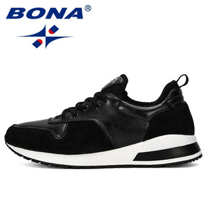 Image 4 - BONA 2019 New Designers Popular Men Shoes Adult Tennis Men Casual Shoes Breathable Footwear Nan Shoes Mens Chunky Sneakers Comfy