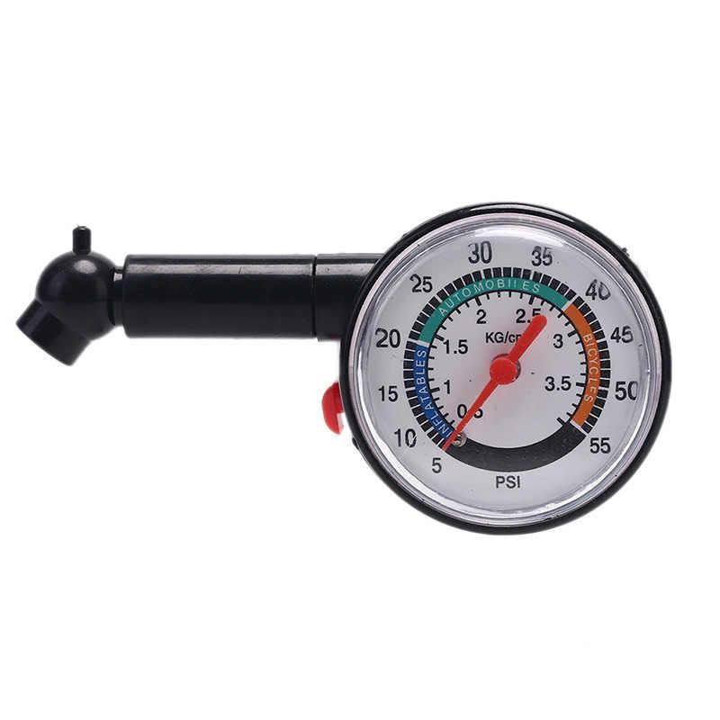 Testeur de mesure système de surveillance 0-50 psi jauge de pression des pneus cadran compteur roue testeur de pression d'air pour Auto voiture camion