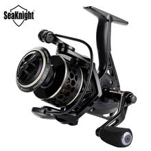 SeaKnight PUCK ARCHER Spinning Reel 4.9:1 5.2:1 Fishing Reel 13KG Max Drag Power Spinning Wheel Long Casting Fishing 2000 6000