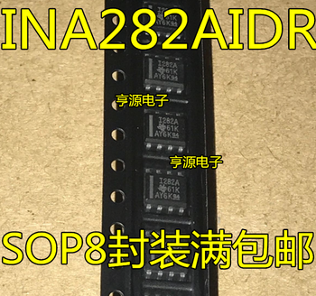 5 piezas INA282 INA282AIDR INA282AID I282A SOP8