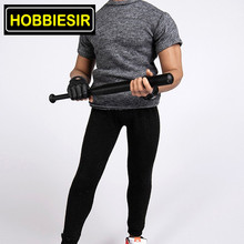 1/6 Male Man Pants Female Soldier Doll Accessories Trend Sports Pants Male / Fem
