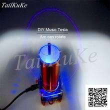 Music Tesla Coil ZVS piezas pequeñas Tesla