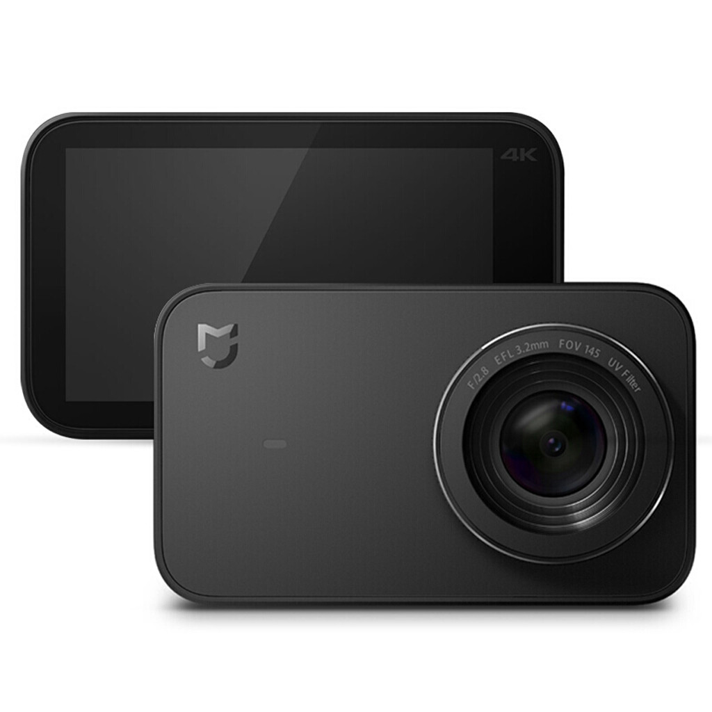 Xiaomi Mijia Mini 4k Video Camera 30fps 145 Angle anti-shake camera Large capacity battery Action Camera dropship камера