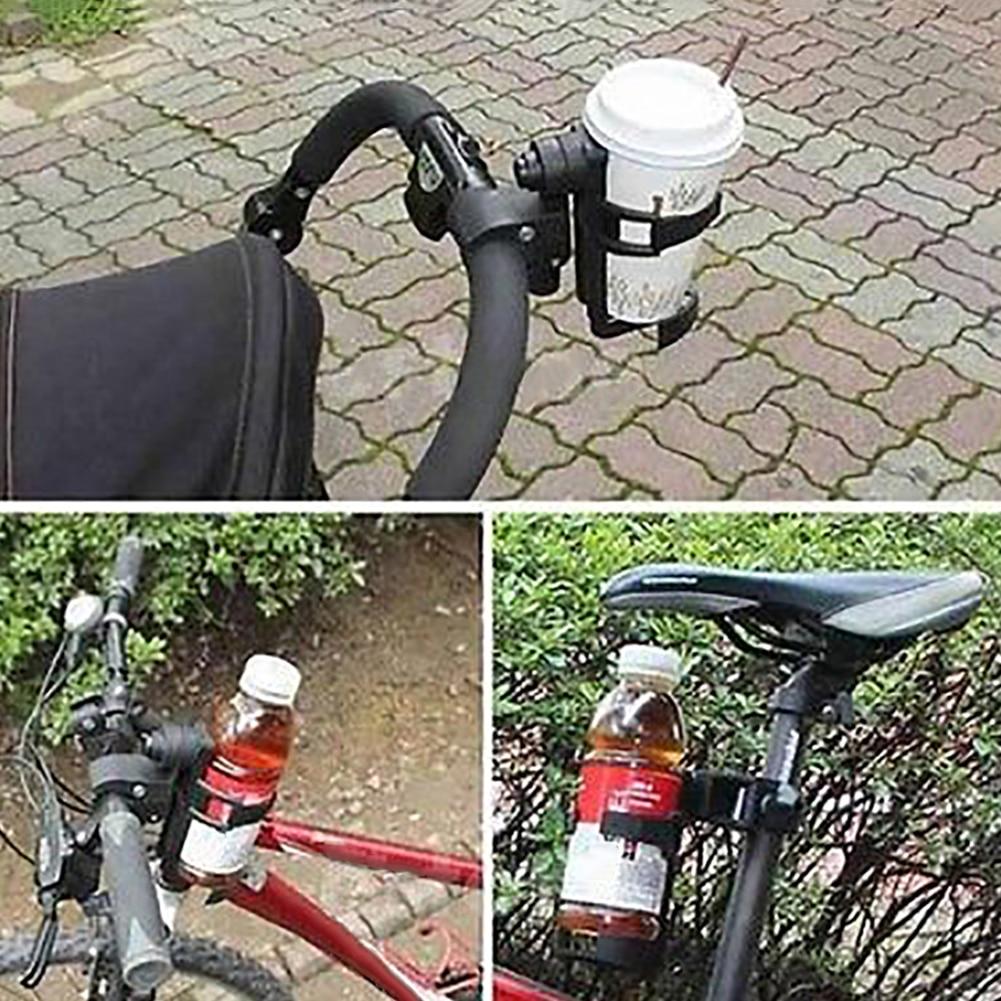 Universal Baby Stroller Rotatable Cup Drink Bottle Holder Kids Pram Accessories
