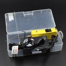 CJ6+ электрическая палочка клея ЖК-экран Лопата инструмент для склеивания мобильного телефона удаление ОСА клей шлифовальный станок резиновый сепаратор