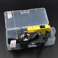 CJ6 + Электрический клеевой стержень для удаления ЖК-экрана инструмент для удаления клея для мобильного телефона OCA клей шлифовальный станок ...