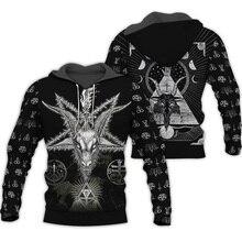 Liumaohua mais novo viking tatuagem 3d todo impresso camisas 3d impressão moletom com capuz/moletom/zíper homem mulher satã tatuagem topos