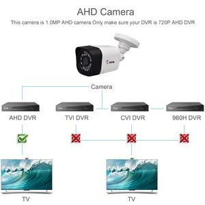 Image 4 - Камера видеонаблюдения, 1 МП, AHD, аналоговая, инфракрасная, 720P, AHD