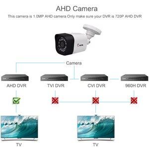 Image 4 - 키퍼 1mp ahd 아날로그 고화질 감시 적외선 카메라 720 p ahd cctv 카메라 보안 야외 총알 카메라