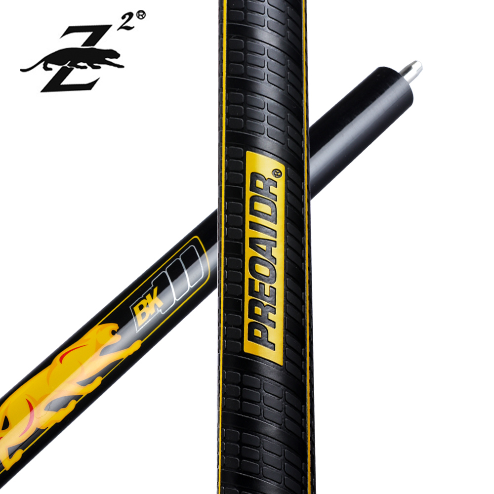 PREOAIDR 3142 S2 BK3 Pool Punch & Jump Cue 13mm Tip Uni-loc Billiard Stick Break Jump Cues Sport Handle 147cm Length China