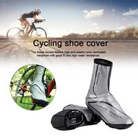 Overshoes Waterproof Bike Cycling Shoes Covers Warm Windproof Neoprene Rain Snow Boot Protector Feet Gaiters