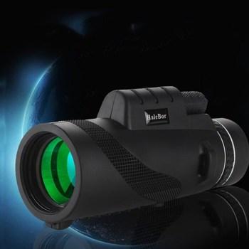 Przenośny teleskop 50X60 o dużej wysokości Spotting teleskop z tworzywa sztucznego odkryty czarny teleskop sportowy 2020 tanie i dobre opinie CN (pochodzenie) Monokularowy other 18mm 20mm Broadband Green Film roof system eyepiece + objective lens 150mm*65mm 300g