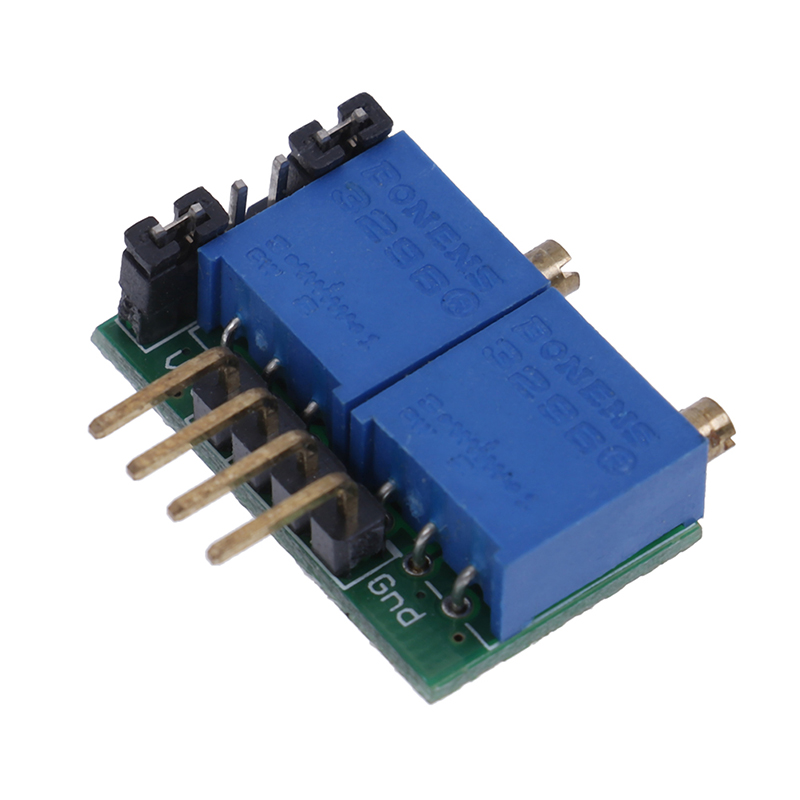 1PC DC 3V-27V Delay Timer Cycle Time Switch Module Automatic Re-trigger Max 20days 5v 12v 24v Power Off Time Set