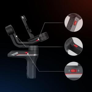 Image 2 - ZHIYUN Offizielle Weebill S Handheld Gimbal 3 Achse Bild Übertragung Stabilisator für Spiegellose Kamera OLED Display Neue Ankunft
