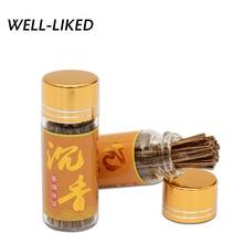 2020 New Natural Vietnam Agarwood Sticks Smoking Accessories 110 pcs/bottle Gifts
