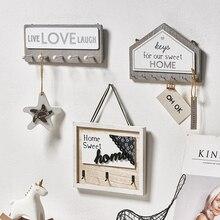 Деревянная дверная табличка, настенное украшение для дома, гостиной, кафе, ресторана, приема, добро пожаловать, дверной крючок