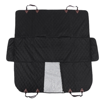 Car Seat Slip Cover | Pet Dog Car Seat Cover Back Seat Durable Waterproof Anti-Scratch Non Slip Washable Car Rear Seat Cover Mat