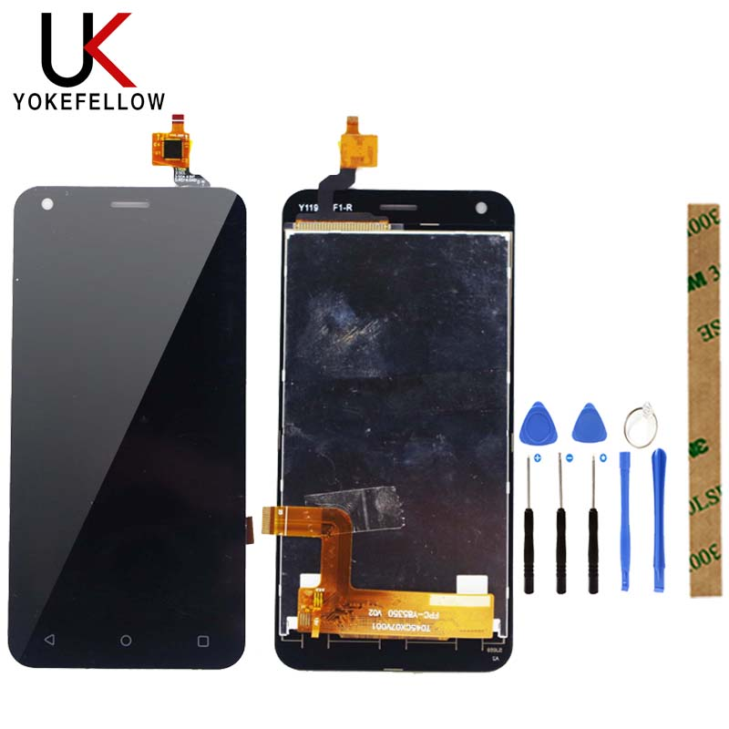 100% Tested LCD Display For Fly FS457 Nimbus 15 LCD With Touch Panel Digitizer Screen Assembly image