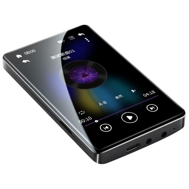 Image 5 - 4 Inch Mp3 16GB Walkman Portable MP4 Player Full Touchscreen  Music Player E book Voice Reading MP5 FM Video PlayerMP4 Player   -