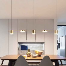 BOKT LED Pendant Light Kitchen Island Hanging light For Dinning kitchen room Suspension Luminaire Modern Cord Lamp