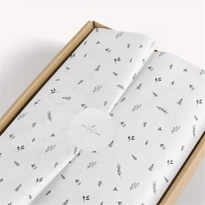 Image 1 - גבוהה סוף 17gsm רקמות נייר עבור בגדים מותאם אישית הדפסת לוגו מתנה/תכשיטים/בגדי גלישת רקמות נייר