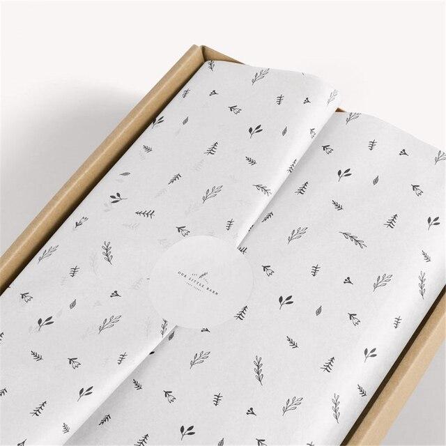 גבוהה סוף 17gsm רקמות נייר עבור בגדים מותאם אישית הדפסת לוגו מתנה/תכשיטים/בגדי גלישת רקמות נייר