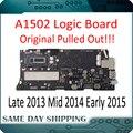 Logic board 820-4924-A A1502 Motherboard i5 2.7/2,9 GHz 8GB für Macbook Pro Retina 13