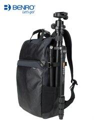 Benro kolorowy plecak podróżny 100 plecak na aparat SLR pojedynczy mikro wielofunkcyjny odcinek antykradzieżowy bez pleców